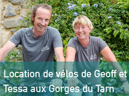 Location Gorges du Tarn
